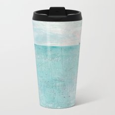 Boat (variation) Metal Travel Mug