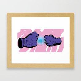 Blow It Up 1 Framed Art Print