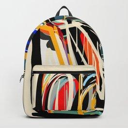 The Scream Street Art Graffiti Backpack