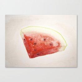 Taste of Summer Canvas Print