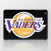 lakers iPad Cases featuring L.A. Vaders by Ant Atomic
