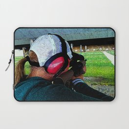 Take Aim Laptop Sleeve