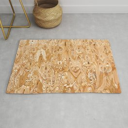 SuperKnotural *Original Rug