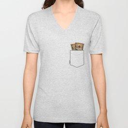 Pockets - Macklemore - Unisex V-Neck