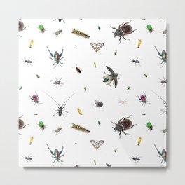 Love Bugs Metal Print