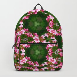 50 shades of pink Geranium (pattern117) Backpack