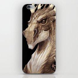 Dragon Portrait iPhone Skin