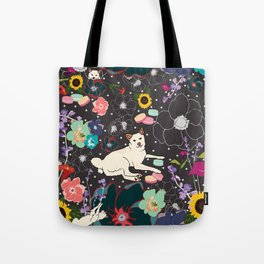 Momo Wonderland Tote Bag