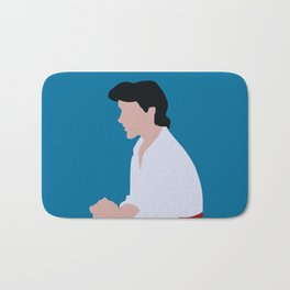 Eric - Blue Bath Mat