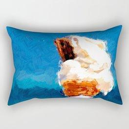 Eis Rectangular Pillow