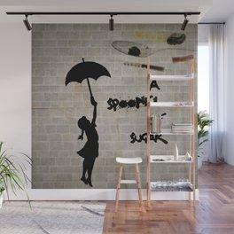 A Spoonful of Sugar Wall Mural