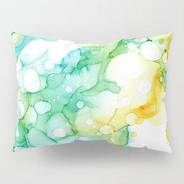 Green Parrot Pillow Sham
