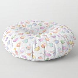 not your valentine. Floor Pillow
