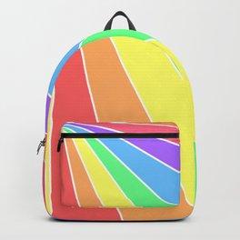 Vintage Rainbow 1 Backpack