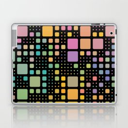 Pop Squares Laptop & iPad Skin