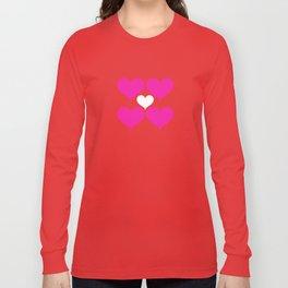 My heart Long Sleeve T-shirt
