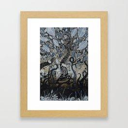 Seed 01 Framed Art Print