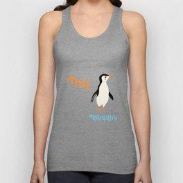Penguin Unisex Tank Top