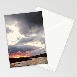 Hebridean Sunset Stationery Cards