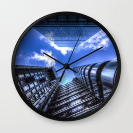 Lloyd's of London and the Cheesegrater Wall Clock