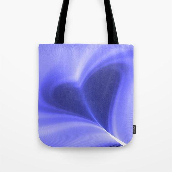 heart-blues Tote Bag