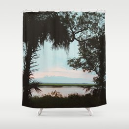 Cumberland Island Shower Curtain