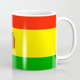 Flag of Bolivia Coffee Mug