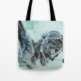 Jesus in Spirit Tote Bag