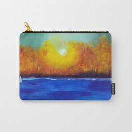 The sun always shines through... Carry-All Pouch