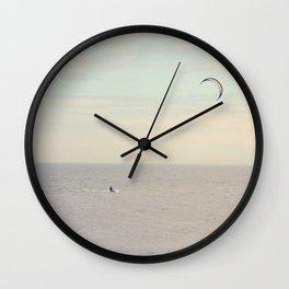 Kitesurf Wall Clock