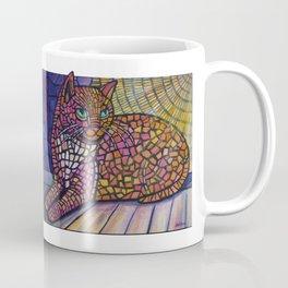 Sunspot cat Coffee Mug