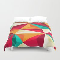 diamond Duvet Covers featuring Diamond by Azarias