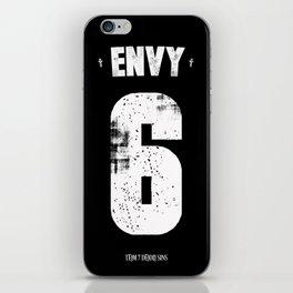 7 Deadly sins - Envy iPhone Skin