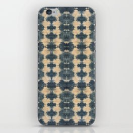 Natural Shibori iPhone Skin