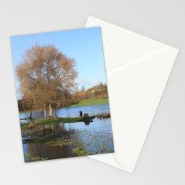 On Lake Gadebridge Stationery Cards