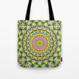Mandala Patchwork 3 Tote Bag