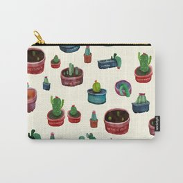 Cactus Mini Carry-All Pouch