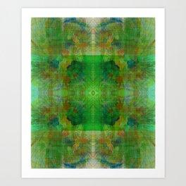 Spin Posie Art Print
