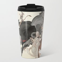 Internal Conflict Travel Mug