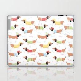Cute Bassotti Laptop & iPad Skin