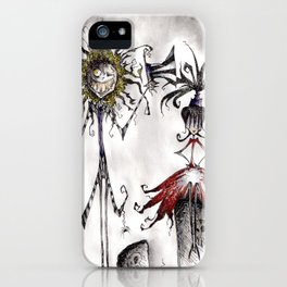 Ghost with the Most iPhone Case