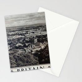 Wanderlust Britain Stationery Cards