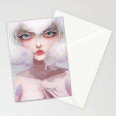 Le coeur des crocus... Stationery Cards