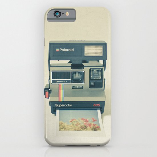 Instant Dreams iPhone & iPod Case