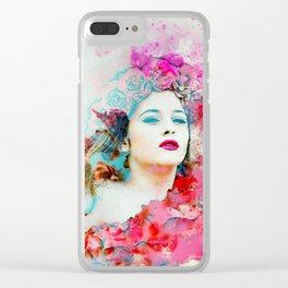 Sedusa Clear iPhone Case