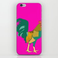 greg guillemin iPhone & iPod Skins featuring Greg by caseysplace