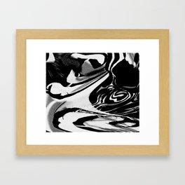 P03 Framed Art Print