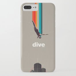 Dive Into My Soul iPhone Case