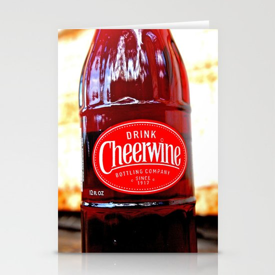 Classic Cheerwine Stationery Cards