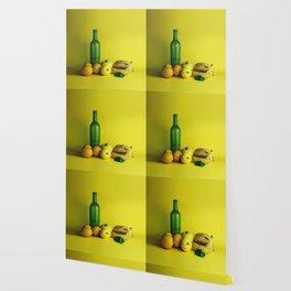 Lemon lime - still life Wallpaper